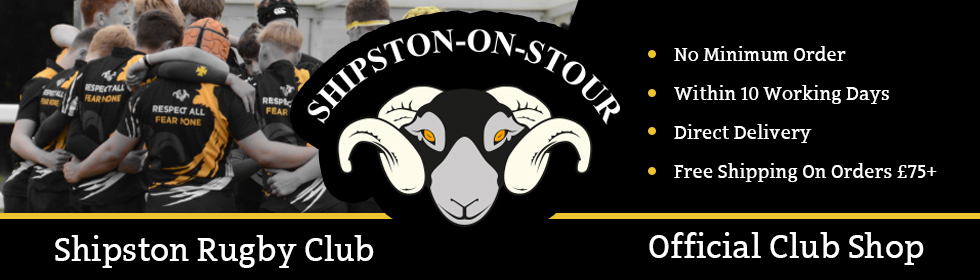 Shipston Rugby Kit